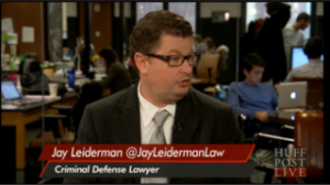 Jay Leiderman quoted