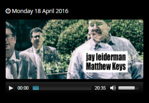 Jay Leiderman interviewed on AnonUK Radio about the Matthew Keys hacking case