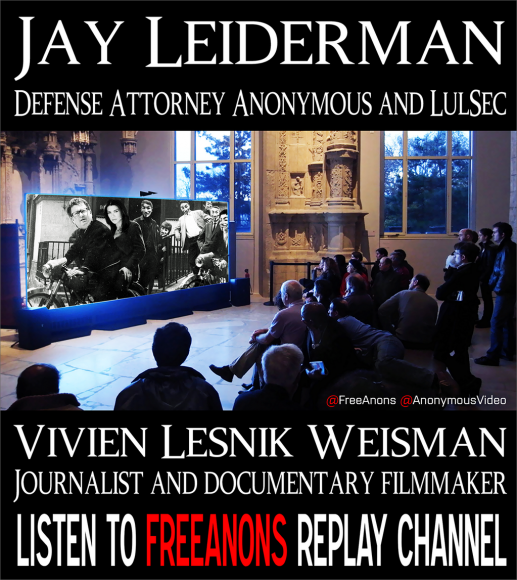 Jay Leiderman and Vivien Lesnik Weisman