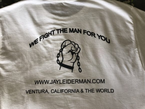 Jay Leiderman Law Shirts