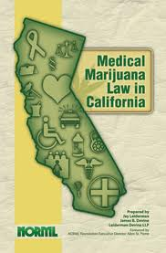 JAY LEIDERMAN CO-AUTHORED THE FIRST BOOK ON MEDICAL MARIJUANA DEFENSE LAW IN CALIFORNIA